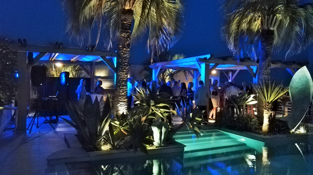 Management of Sound, Light & Music requirements for Marriages, Cocktails, Dinners & Corporate Events - Cannes, St Tropez, Monaco, Antibes, St Jean Cap Ferrat, Villefranche, Cap d'Ail, Mougins, French Riviera