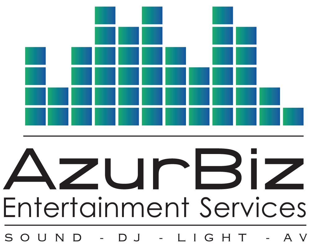 English DJ Services - Sound & Light Rental - AV Management Services | French Riviera | AzurBiz Entertainment Services