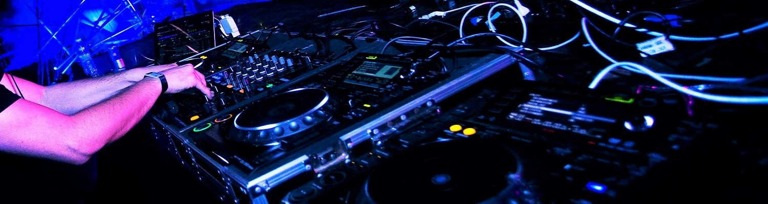 DJ, Sound & Light Equipment Rental - for DJ's heading over to the French Riviera...
