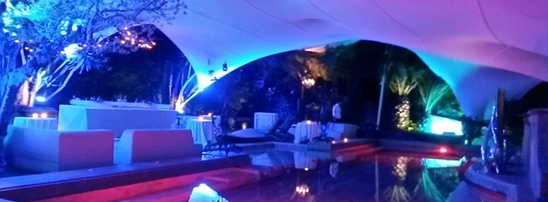 Riviera Sound & Light supply professional Sound, Light & DJ equipment for Private Parties & Corporate Events