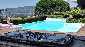 Pioneer CDJ2000 NEXUS + DJM900 MIXER | DJ Equipment Rental in Cannes, Nice, Monaco, St Tropez, French Riviera