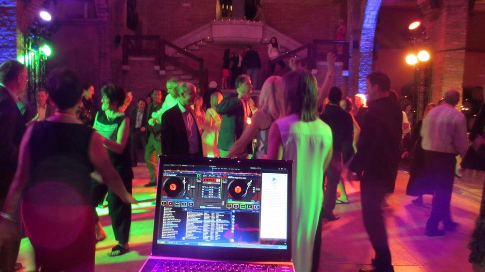 DJ Entertainment for corporate events, Barcelona